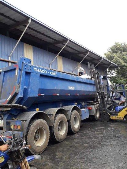 thu gom xử lý bùn thải