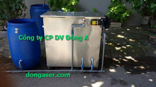 hệ thống xử lý nước thải nhỏ
